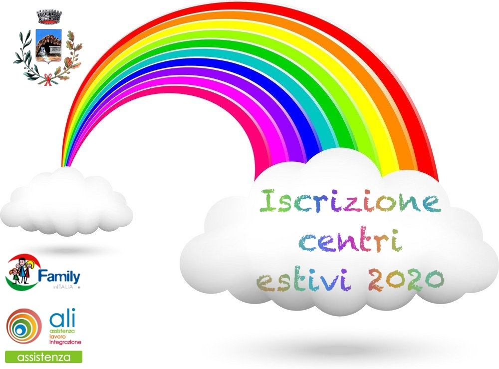 Iscrizione centri estivi Romana 2020