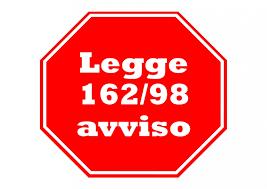LEGGE 162/98 AVVISO PUBBLICO PROROGA PIANI IN CORSO E APERTURA TERMINI PRESENTAZIONE DOMANDE