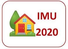 IMPOSTA MUNICIPALE PROPRIA ANNO 2020