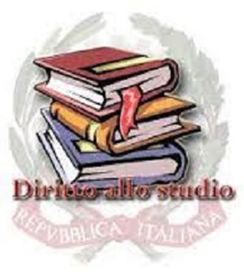 CONTRIBUTI PER IL DIRITTO ALLO STUDIO 2020 BORSA DI STUDIO REGIONALE (RIMBORSO SPESE SCOLASTICHE)