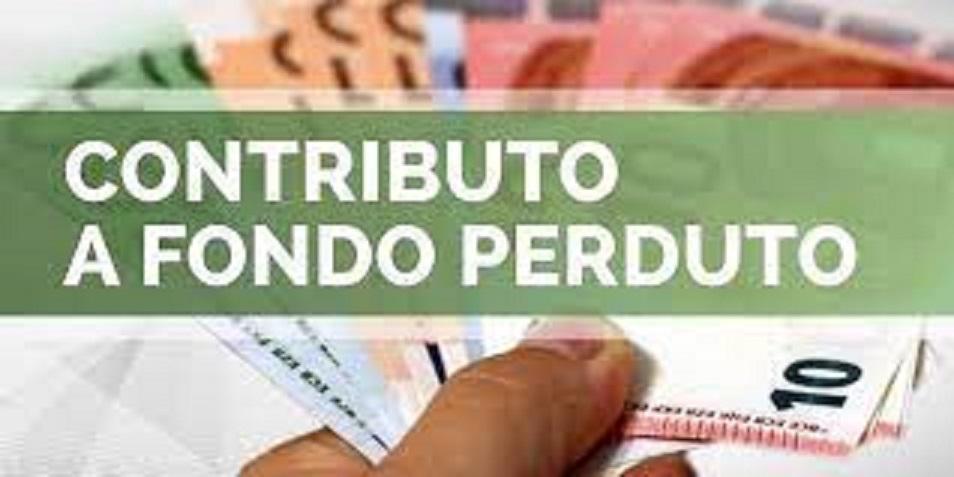 BANDO PER L'EROGAZIONE DI CONTRIBUTI A FONDO PERDUTO A SOSTEGNO DEL COMMERCIO E DELL'ARTIGIANATO