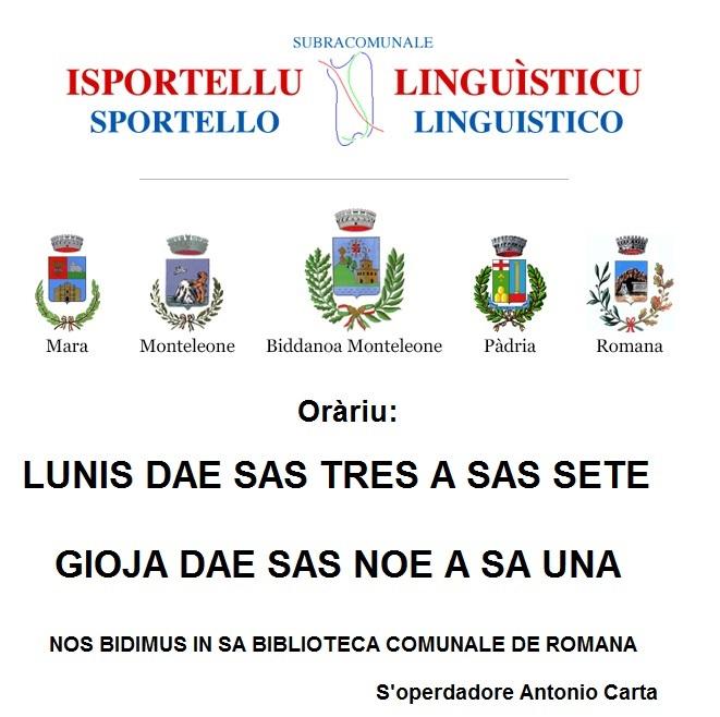 SPORTELLO LINGUISTICO